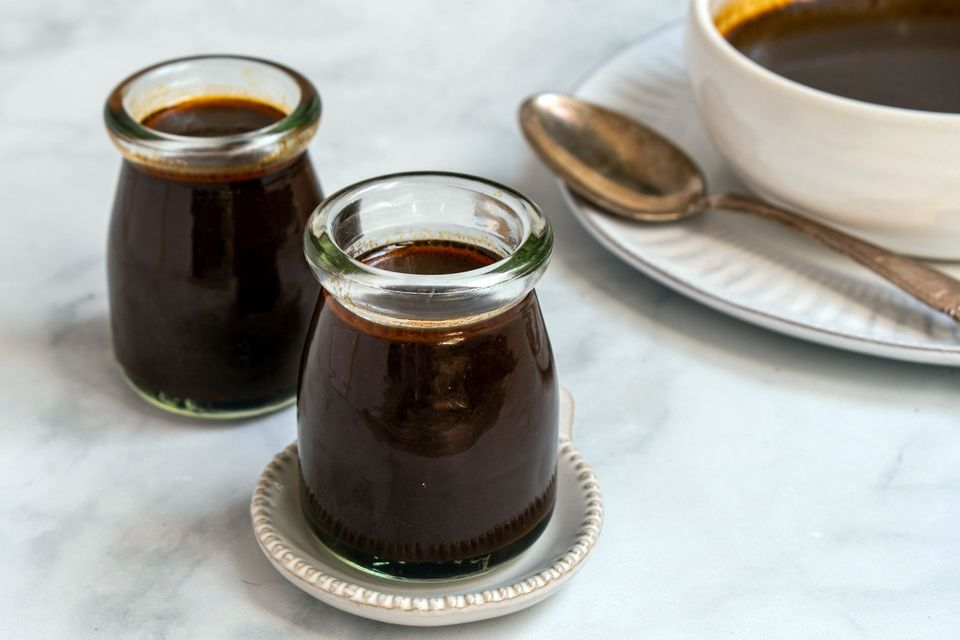 Homemade Worcestershire Sauce