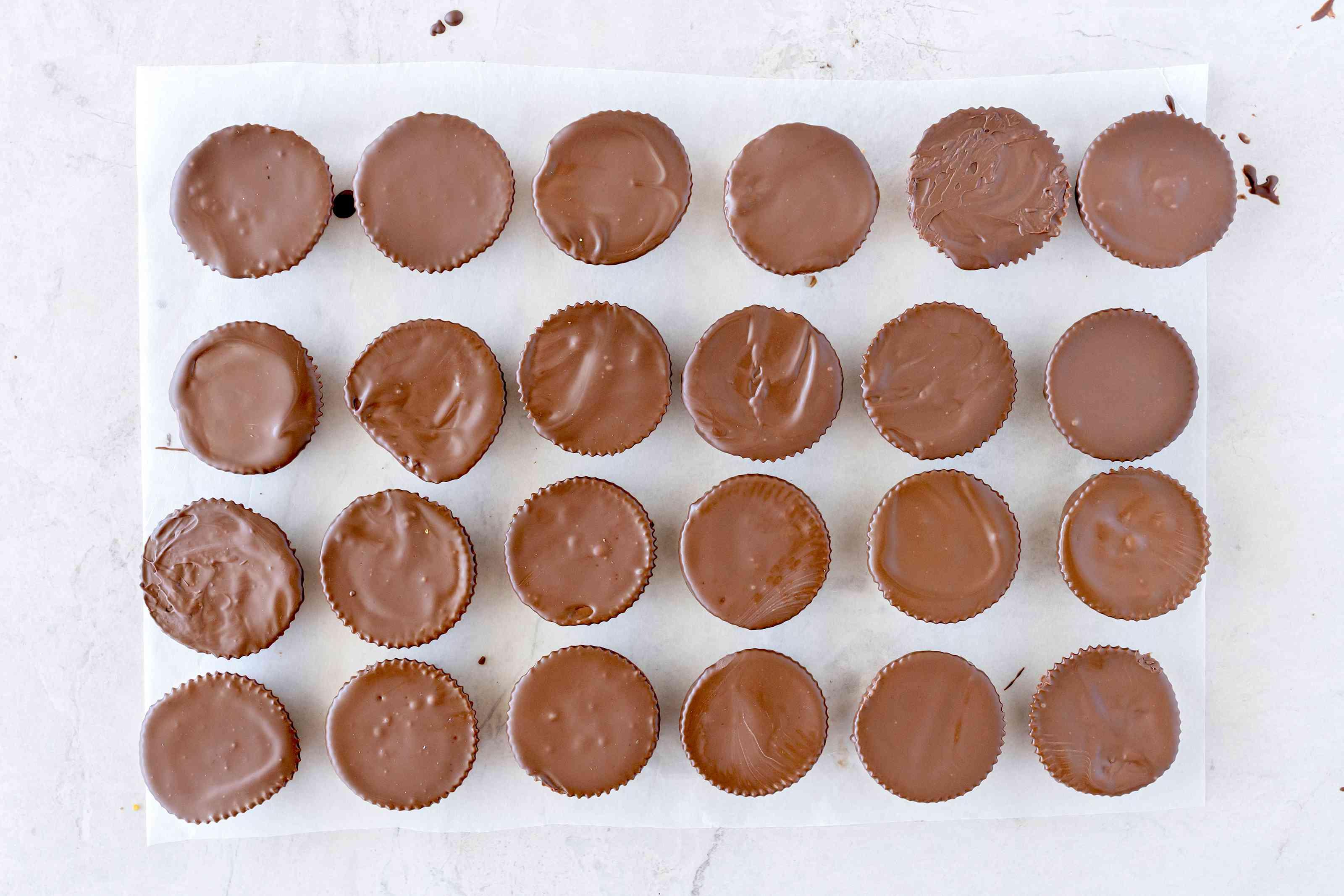 Chocolate coating