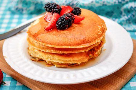 Dairy free classic pancake recipe dairy free pancakes ccuart Gallery