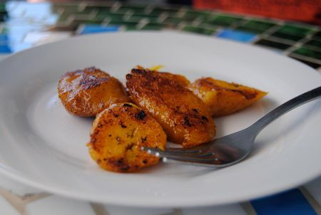 How To Select And Fry Ripe Plantains