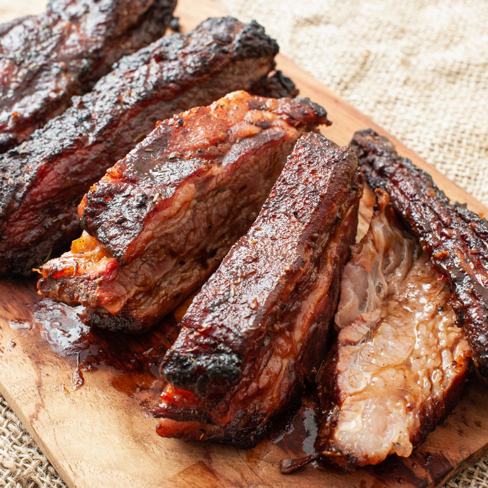 The 5 Types Of Ribs Pork And Beef