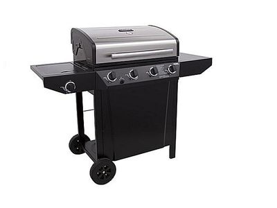 Char-Broil Gas2Coal 3-Burner Hybrid Grill Review