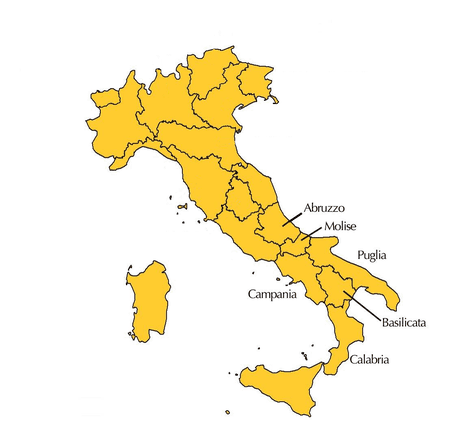 An Overview Of Southern Italian Cuisine By Region