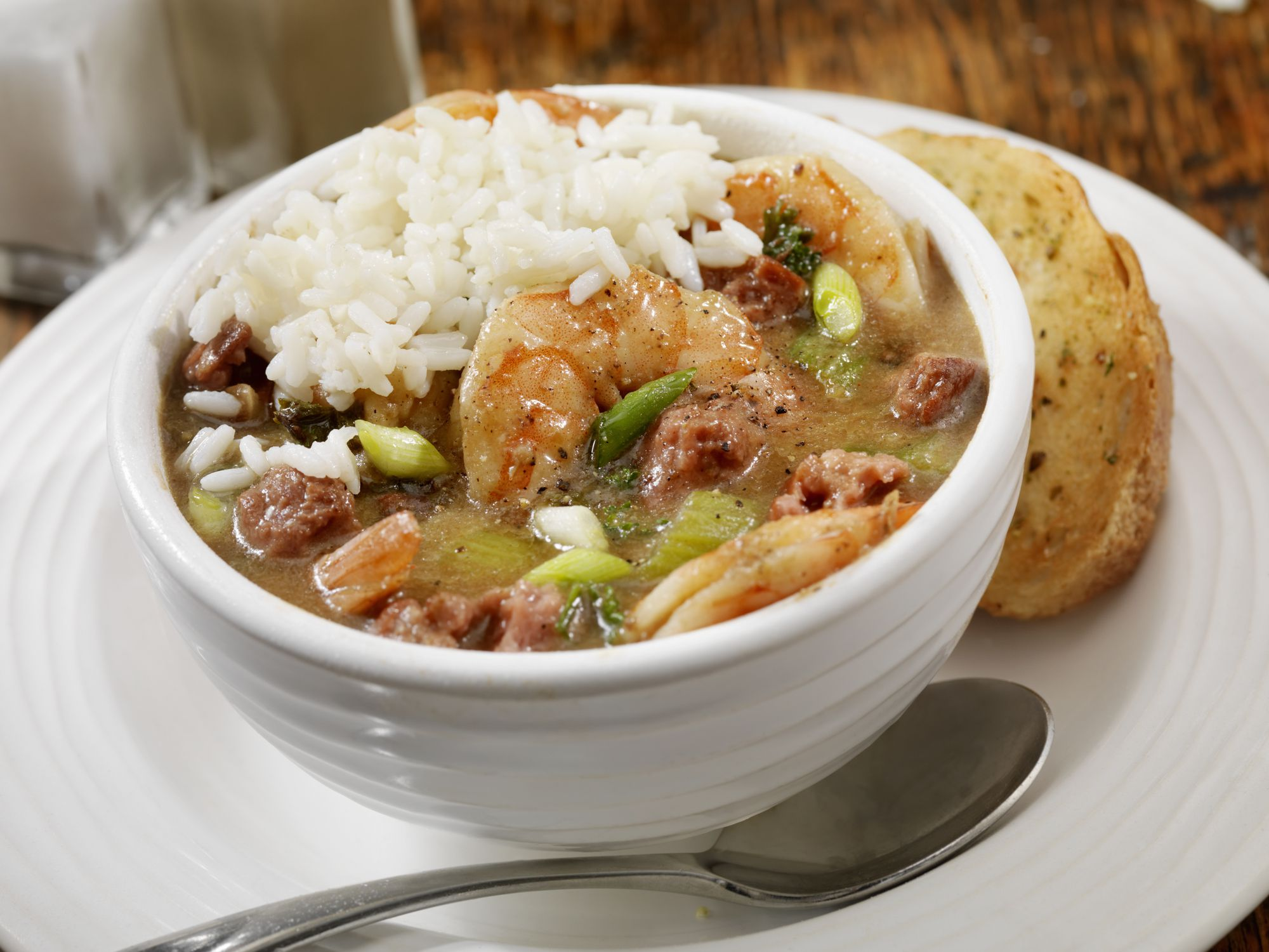 Gluten-Free New Orleans-Style Chicken and Sausage Gumbo