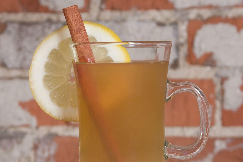 Bushmills' Warm Irish Punch Cocktail - Irish Whiskey Hot Toddy
