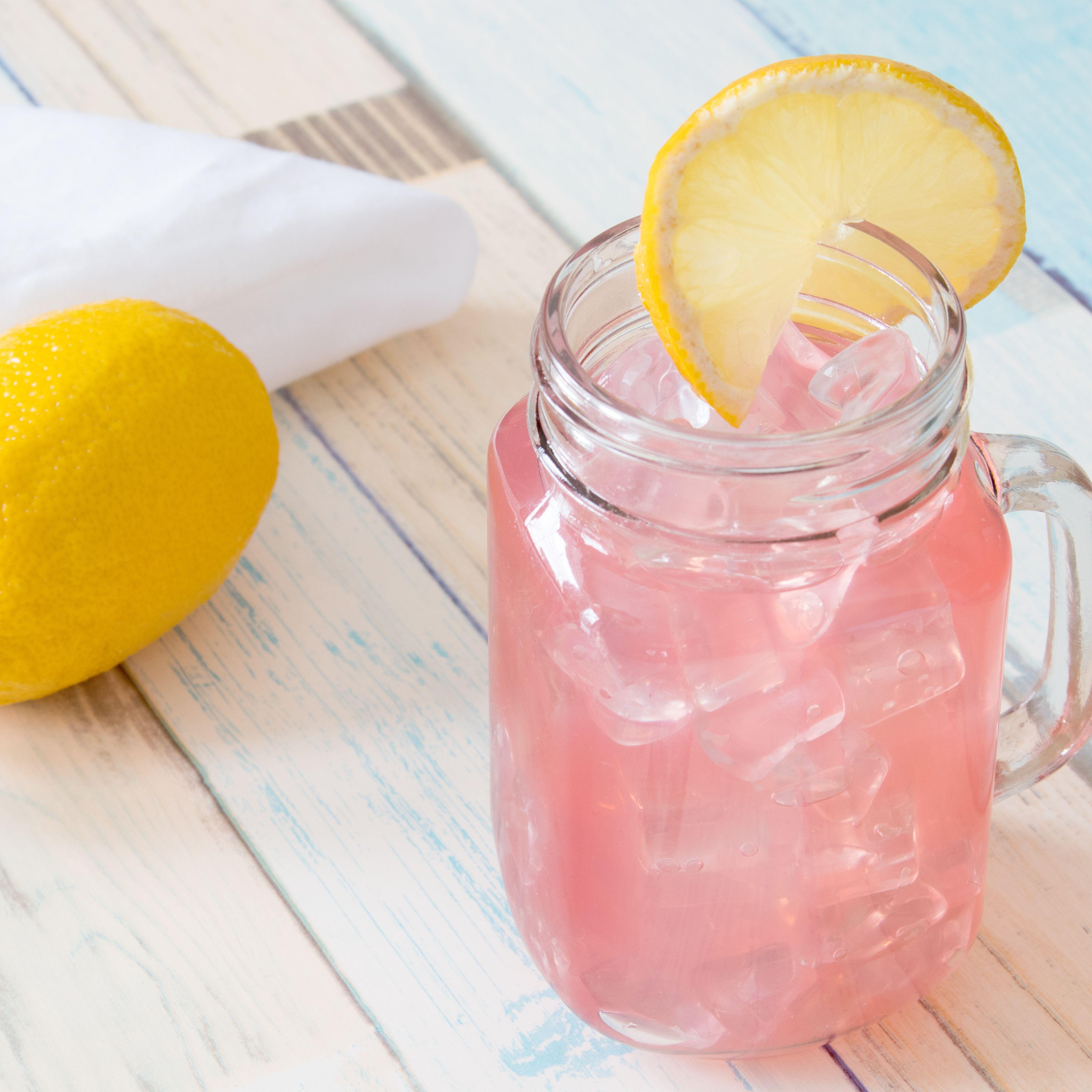 Jim Beam's Red Stag Lemonade Recipe