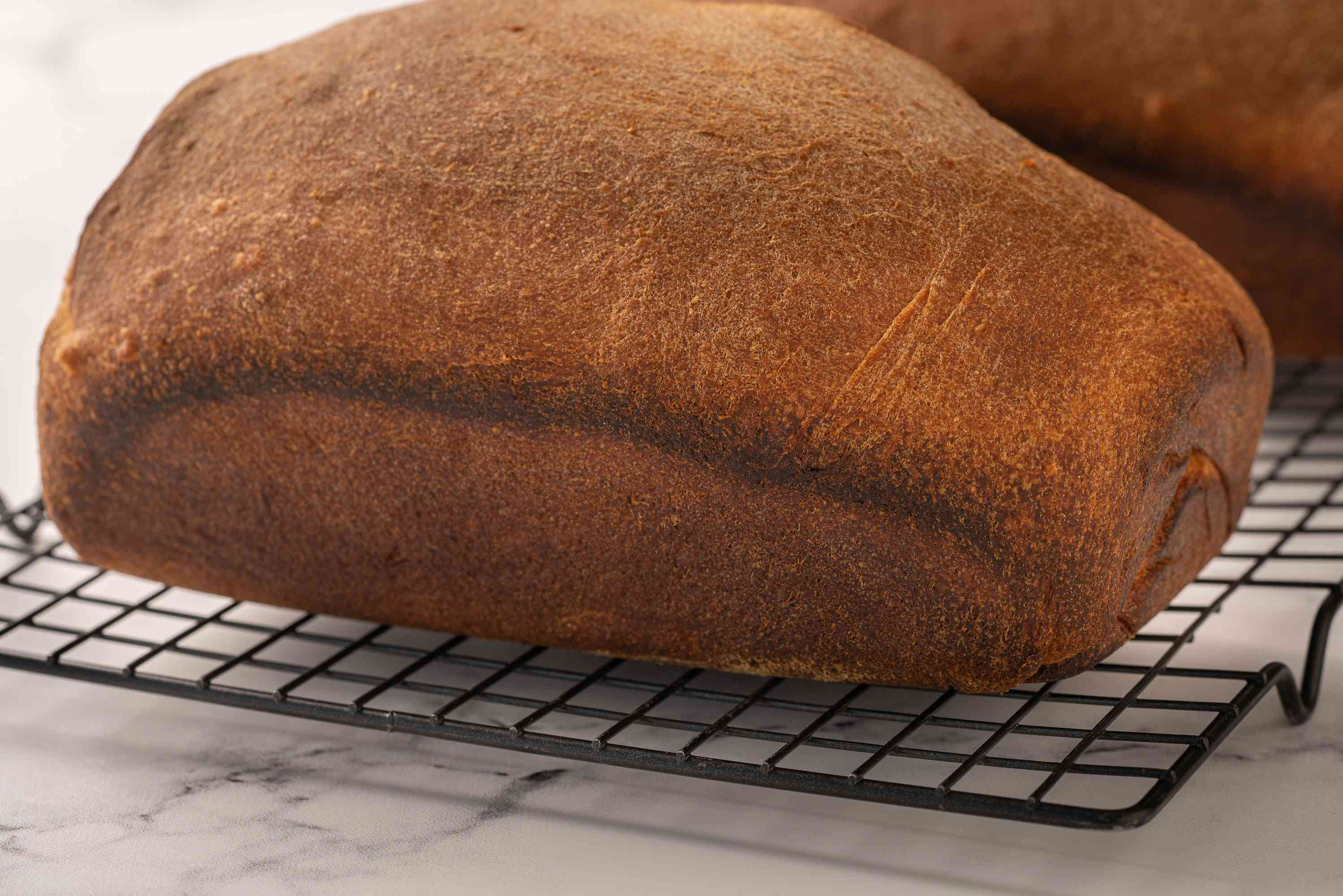 Bake Honey Wheat Bread
