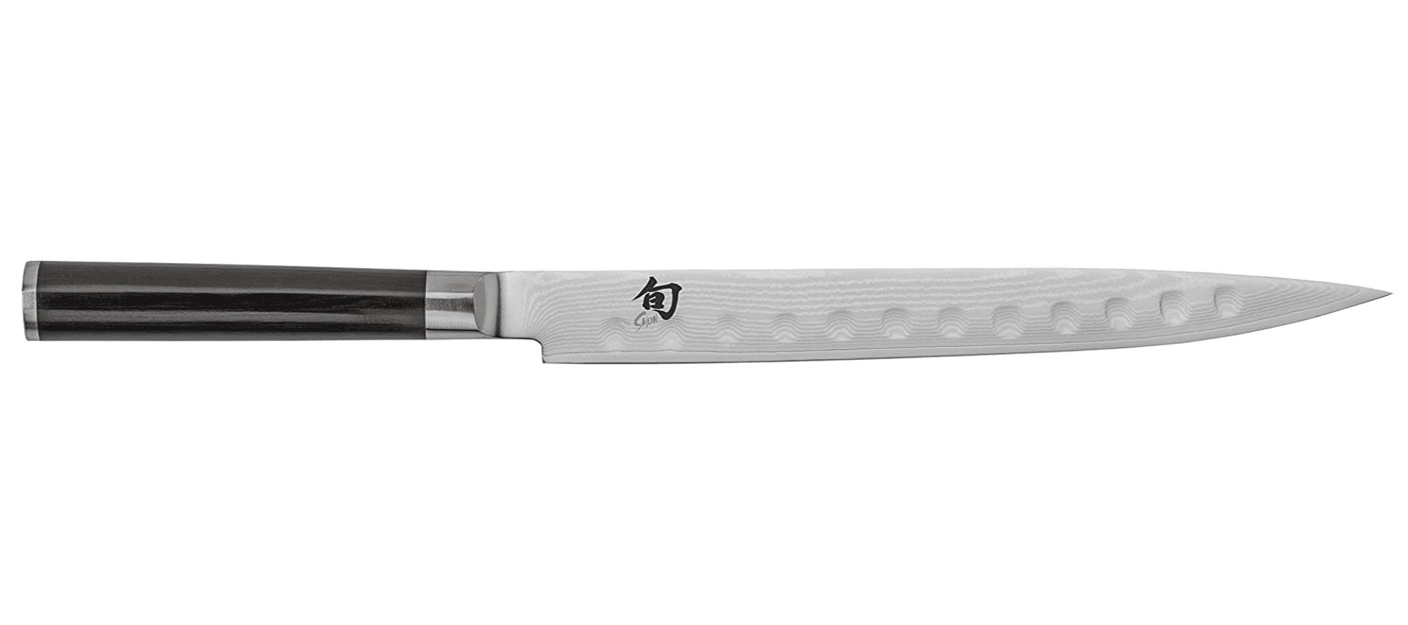 Shun DM-0720 Classic 9-Inch Hollow-Ground Knife