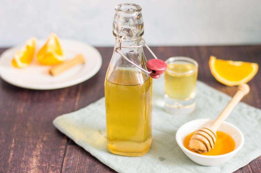 Polish Honey-Spiced Vodka