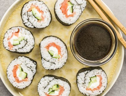 Low sodium soy sauce substitute