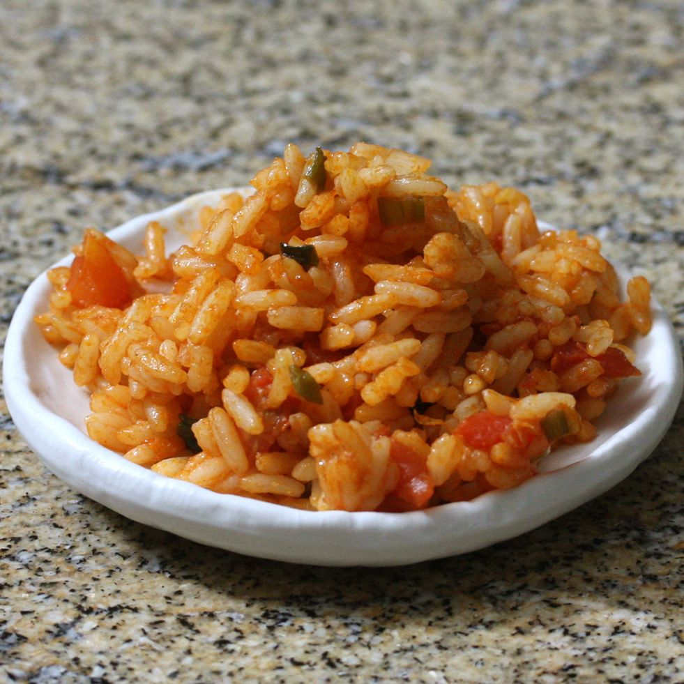 Quick and Easy Mexican Rice