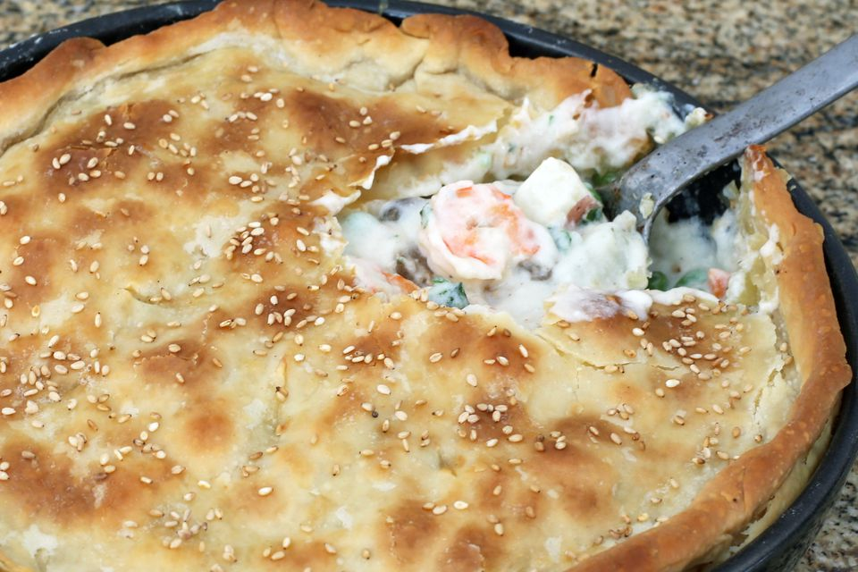 Shrimp Pie