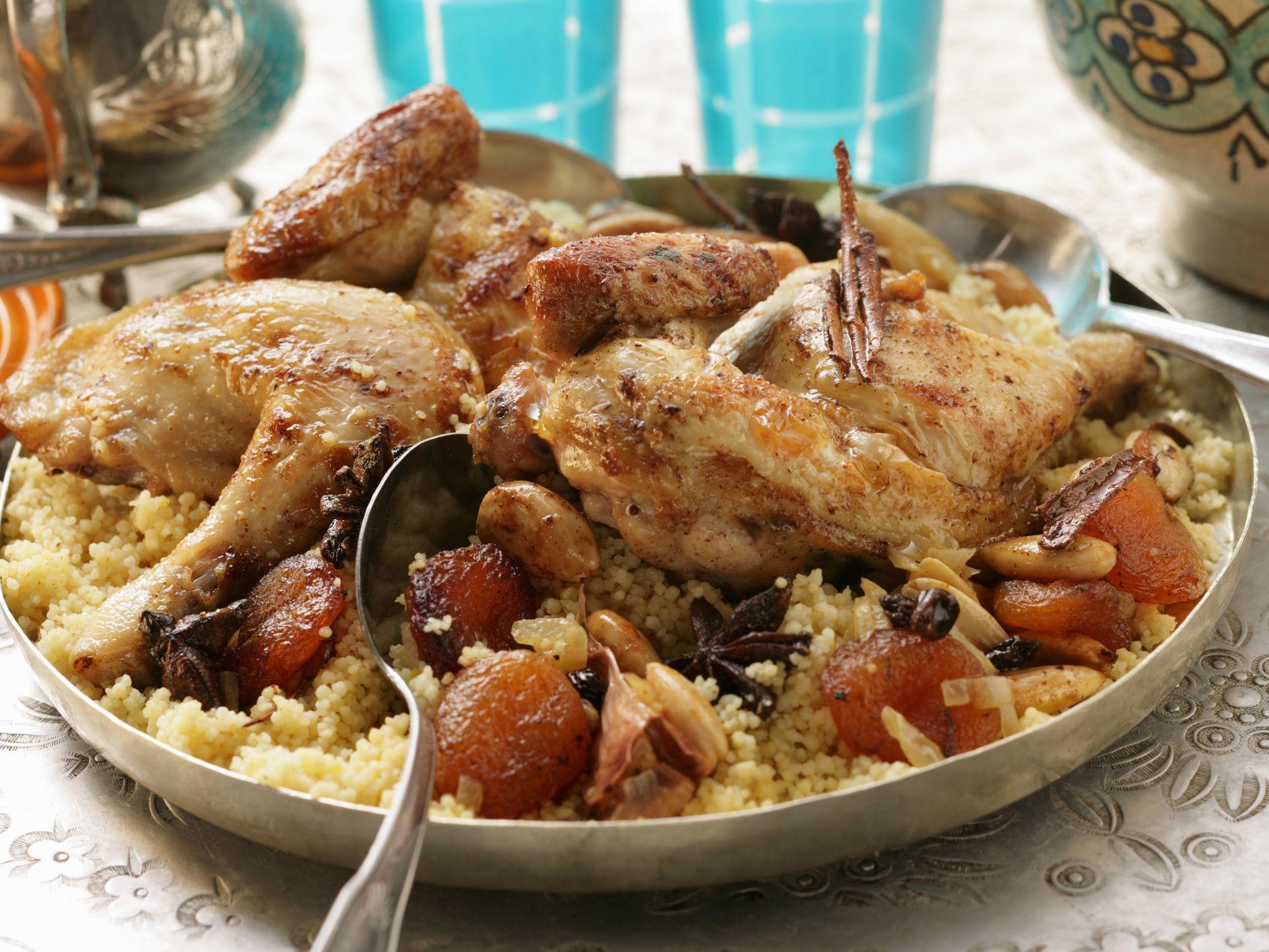 Kosher Shabbos Roast Chicken Meat Recipe