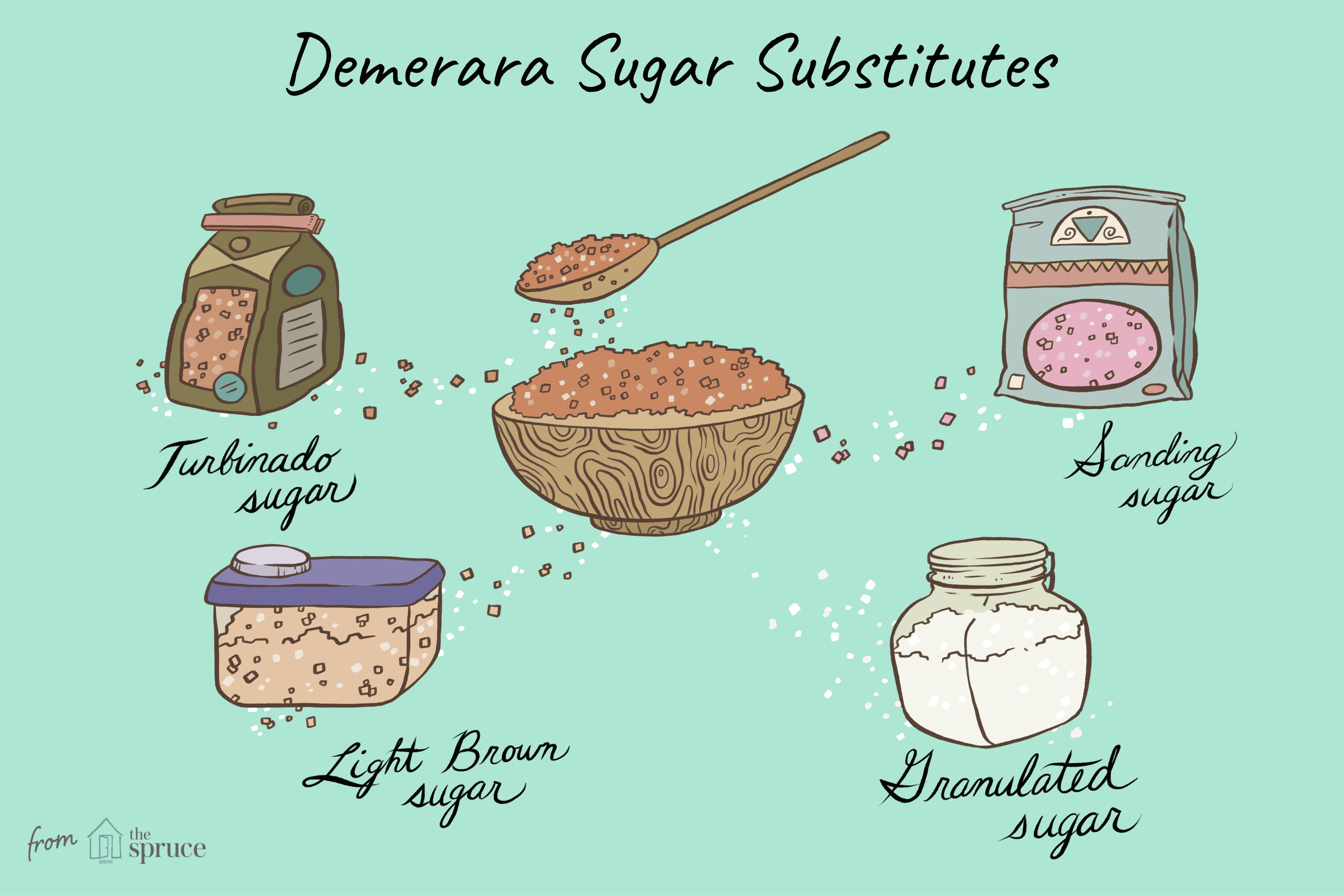 Demerara Sugar Subs