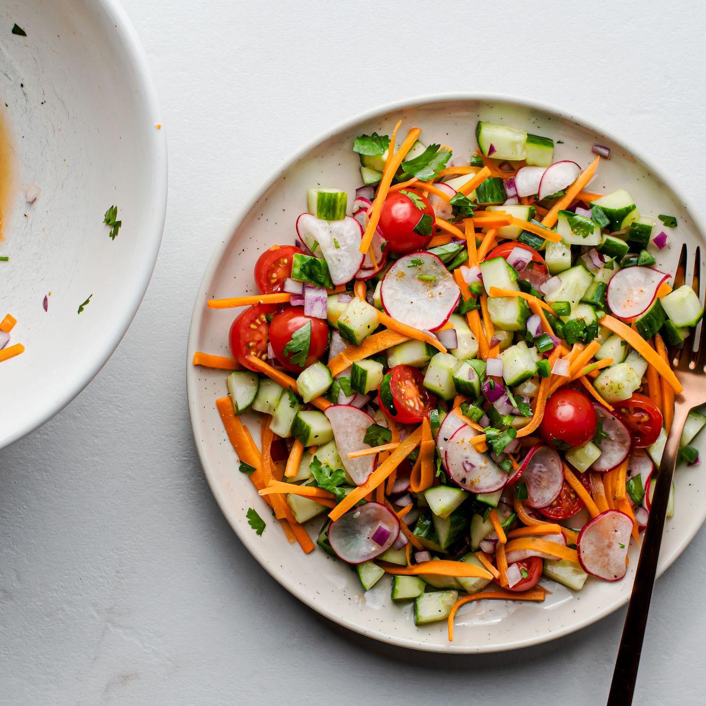 Cucumber Salad Recipes Indian