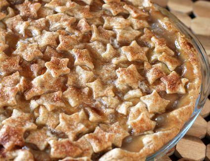 All Star Pear Pie