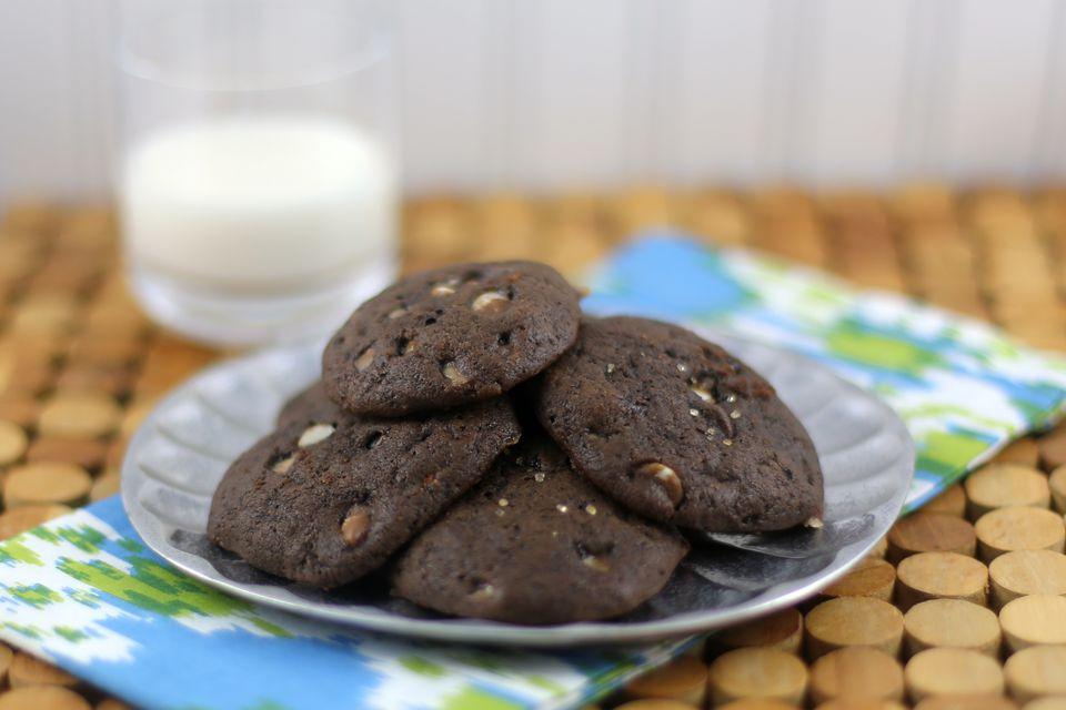 Soft Chocolate Drop Cookies