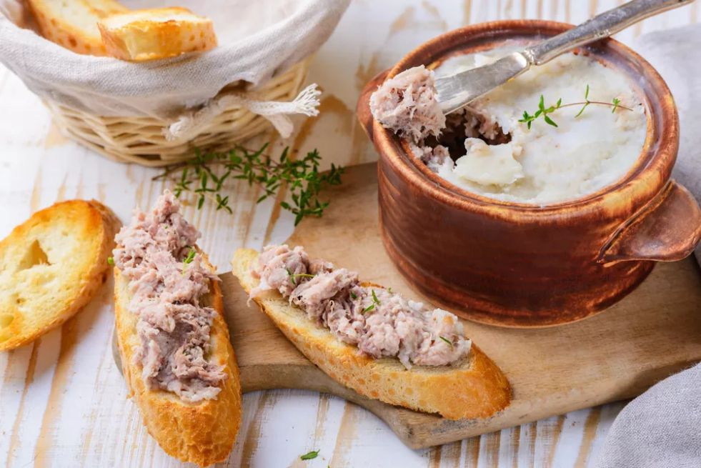 French Pork Rillettes