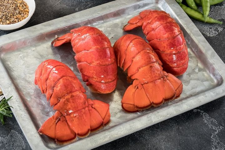 Chicago Steak Company Eight Cold Water Lobster Tails