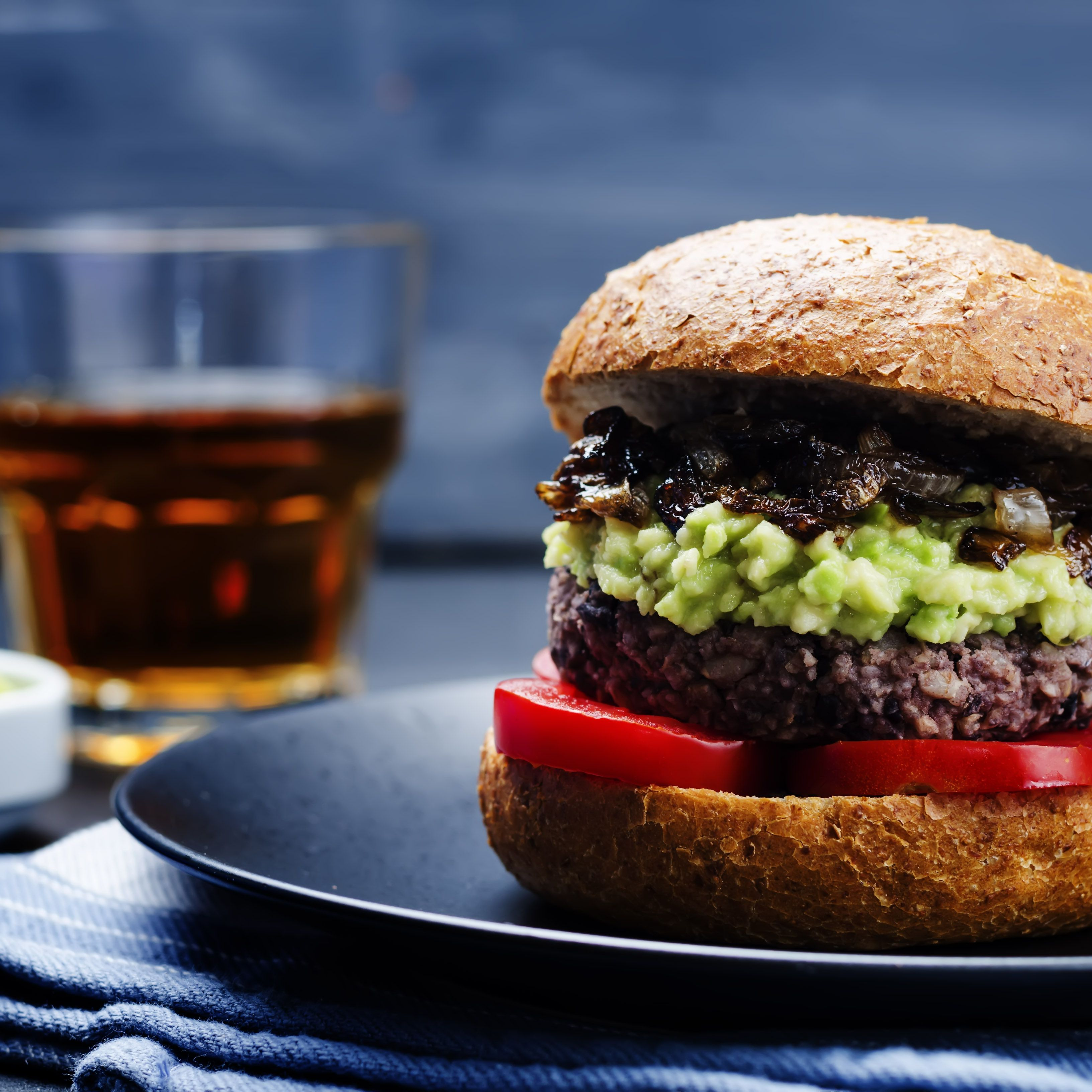 How To Make The Perfect Veggie Burger Binder To Use For Veggie Burgers