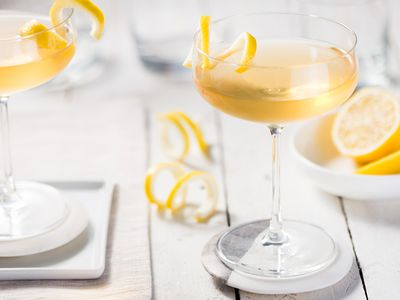The Classic Sidecar Cocktail Recipe