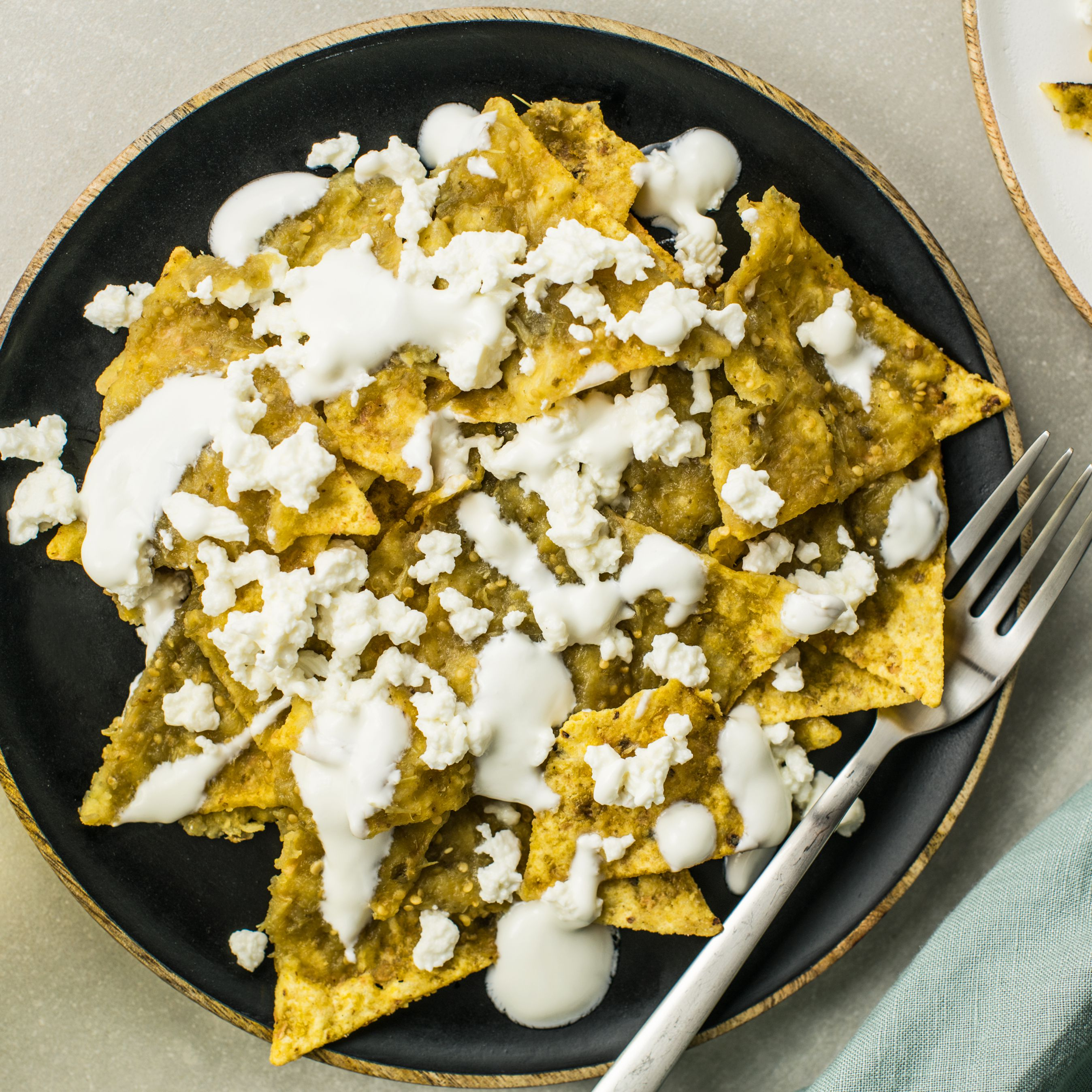 A Simple Mexican Recipe: How to Make Chilaquiles With Tortilla Chips