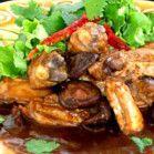 Thai Tamarind Chicken Stir Fry