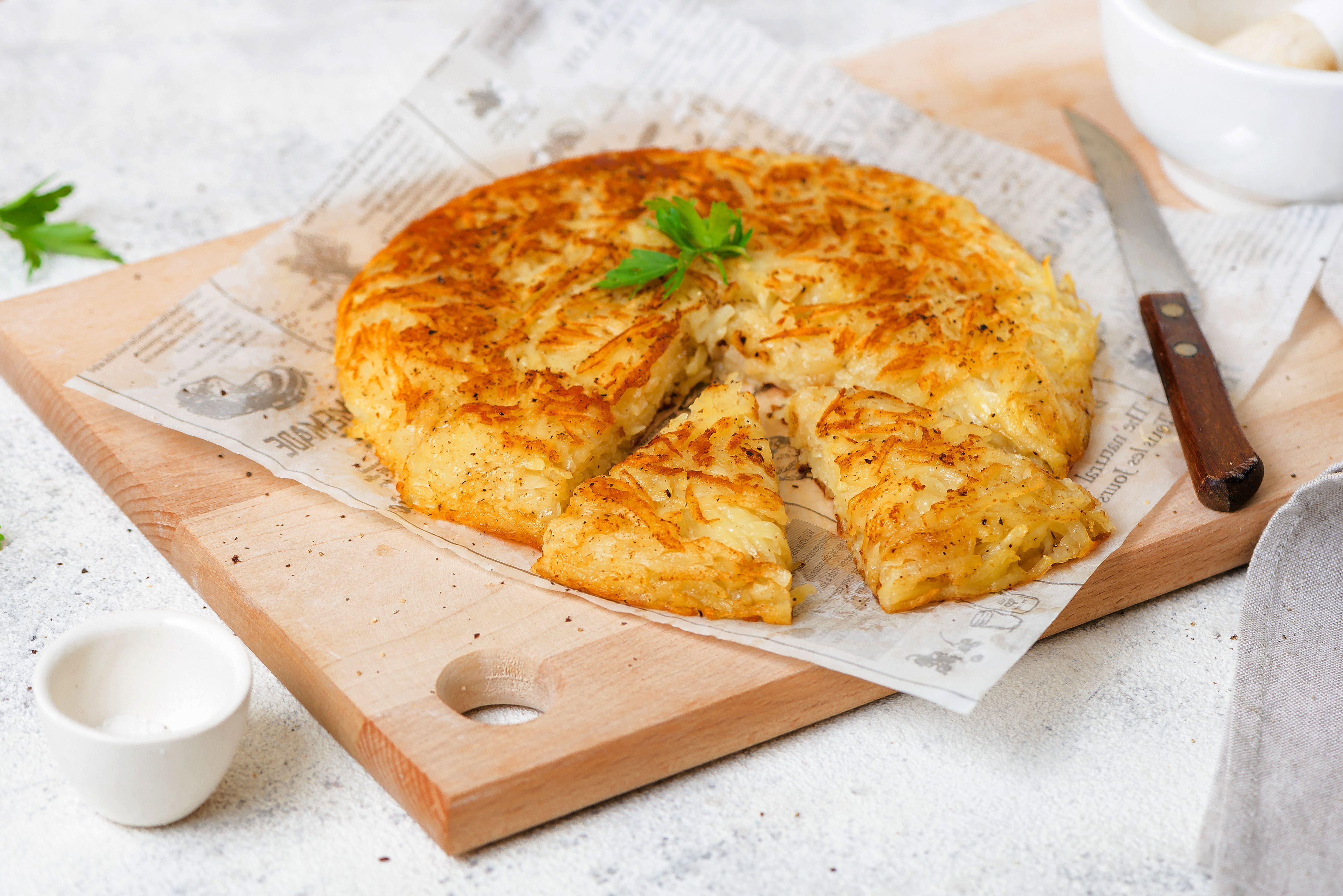 Swiss Potato Rosti