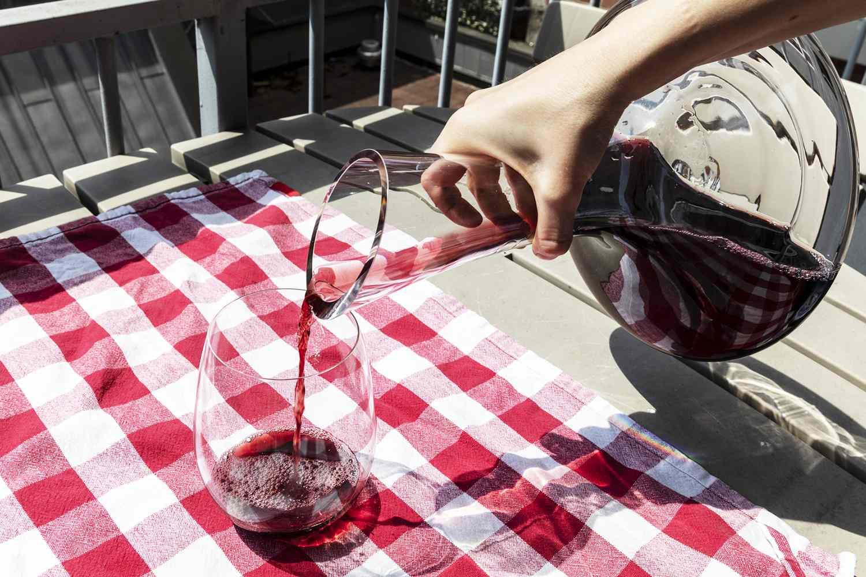 Le Chateau Wine Decanter