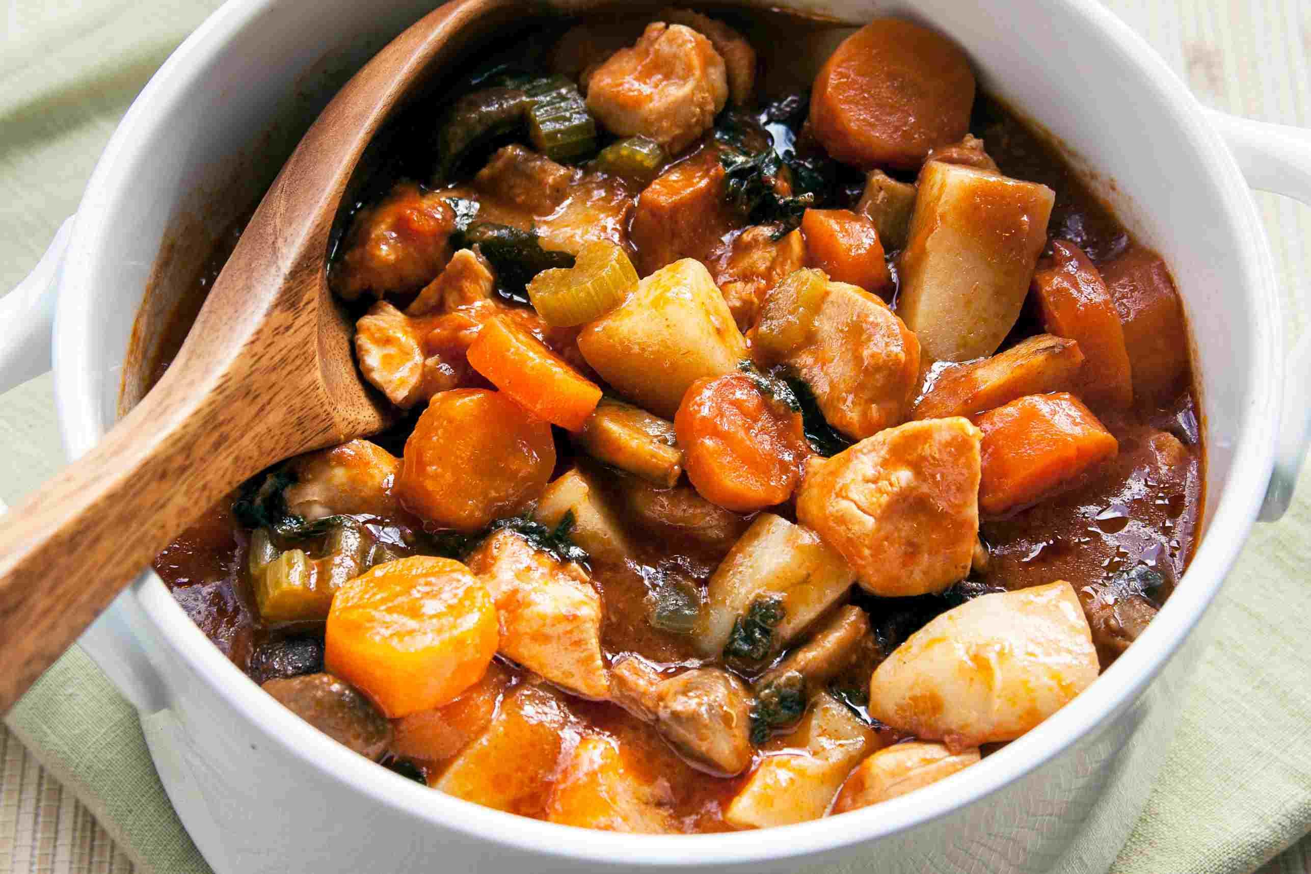 Chicken Stew