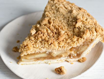 French Pear Pie