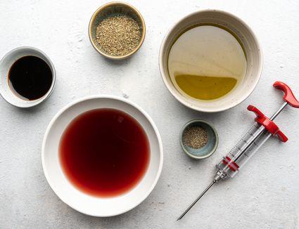 Italian Herb Turkey Injection Marinade