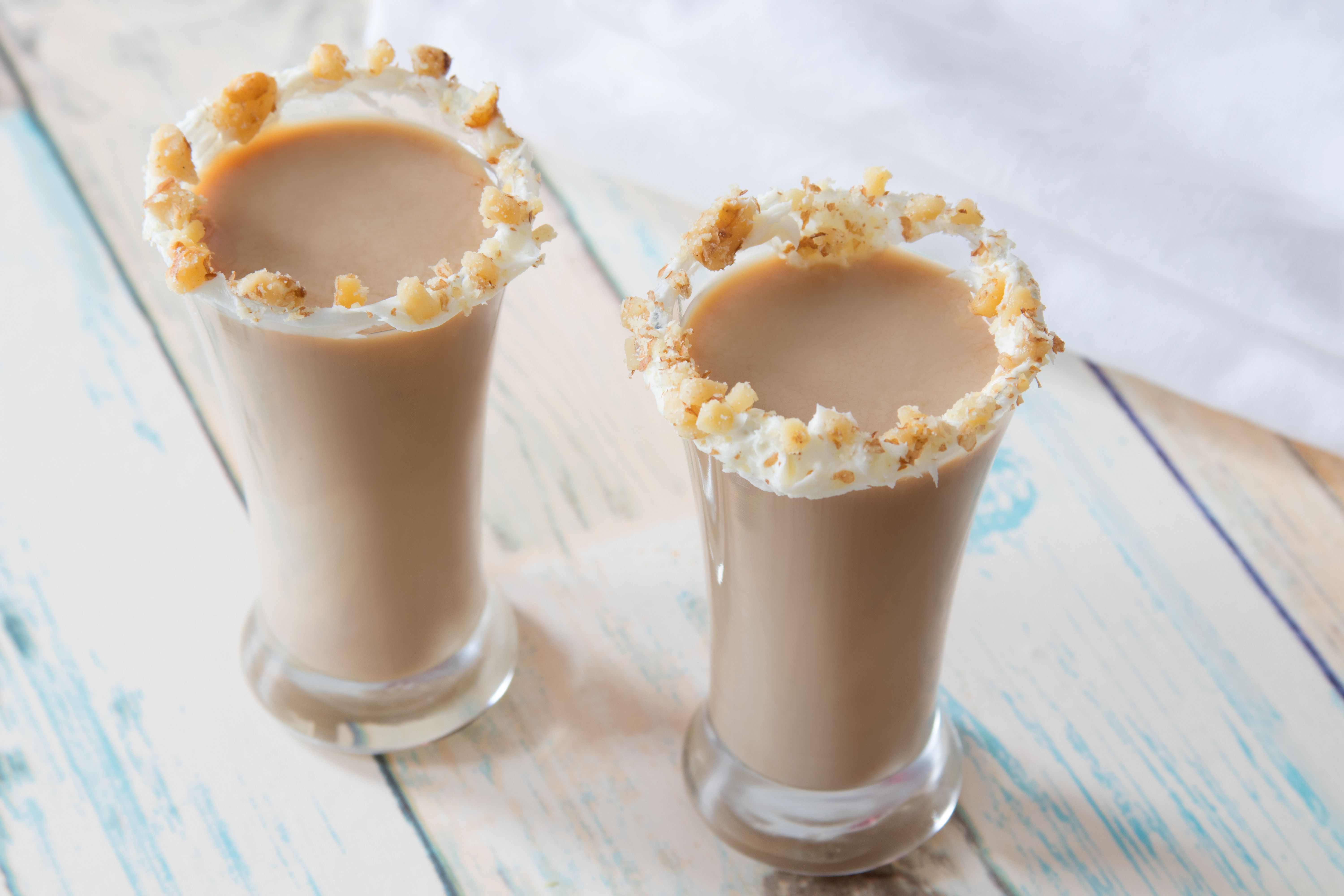Carrot Cake Shooters