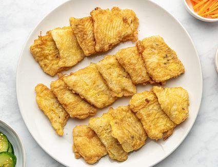 Saeng Sun Jun: Korean Pan-Fried Fish