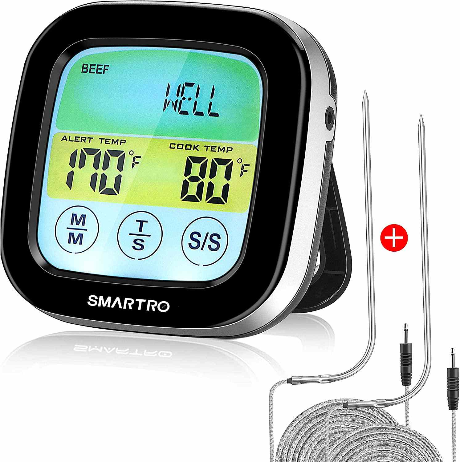 SMARTRO ST59 Digital Meat Thermometer