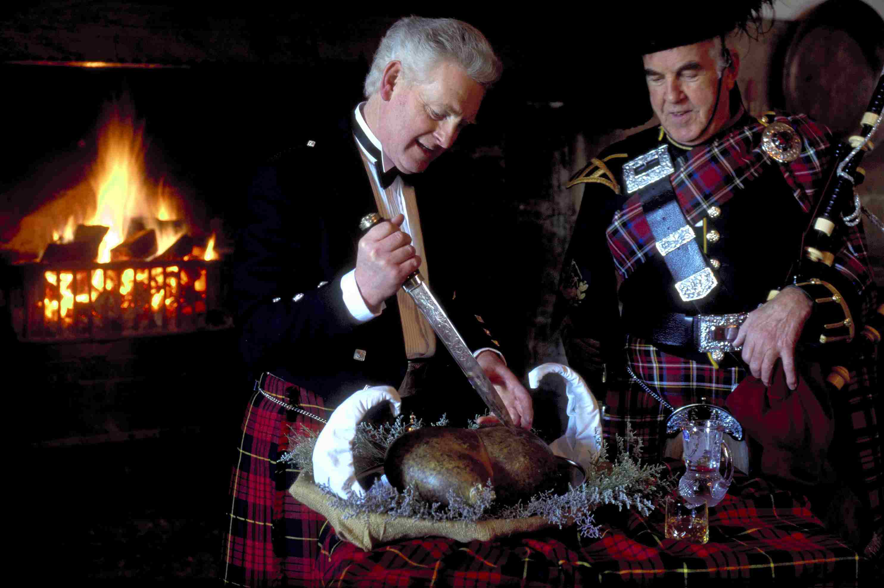 Haggis for a Burns Night Supper
