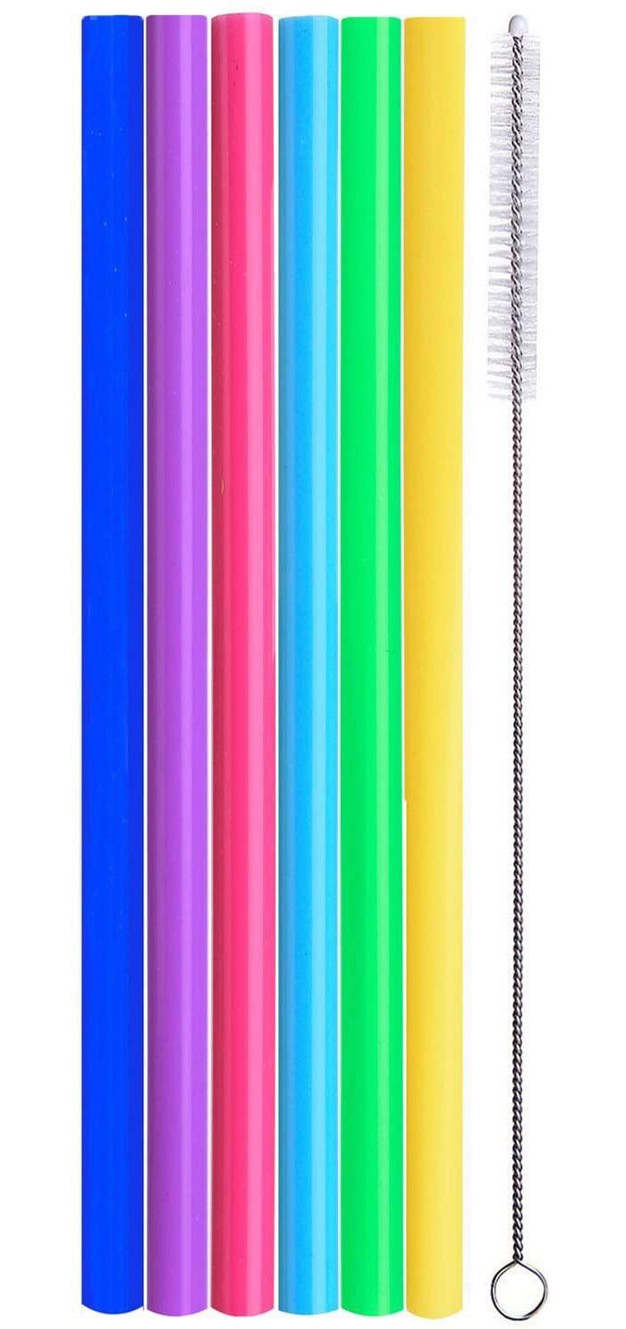 ALINK Reusable Smoothie Straws