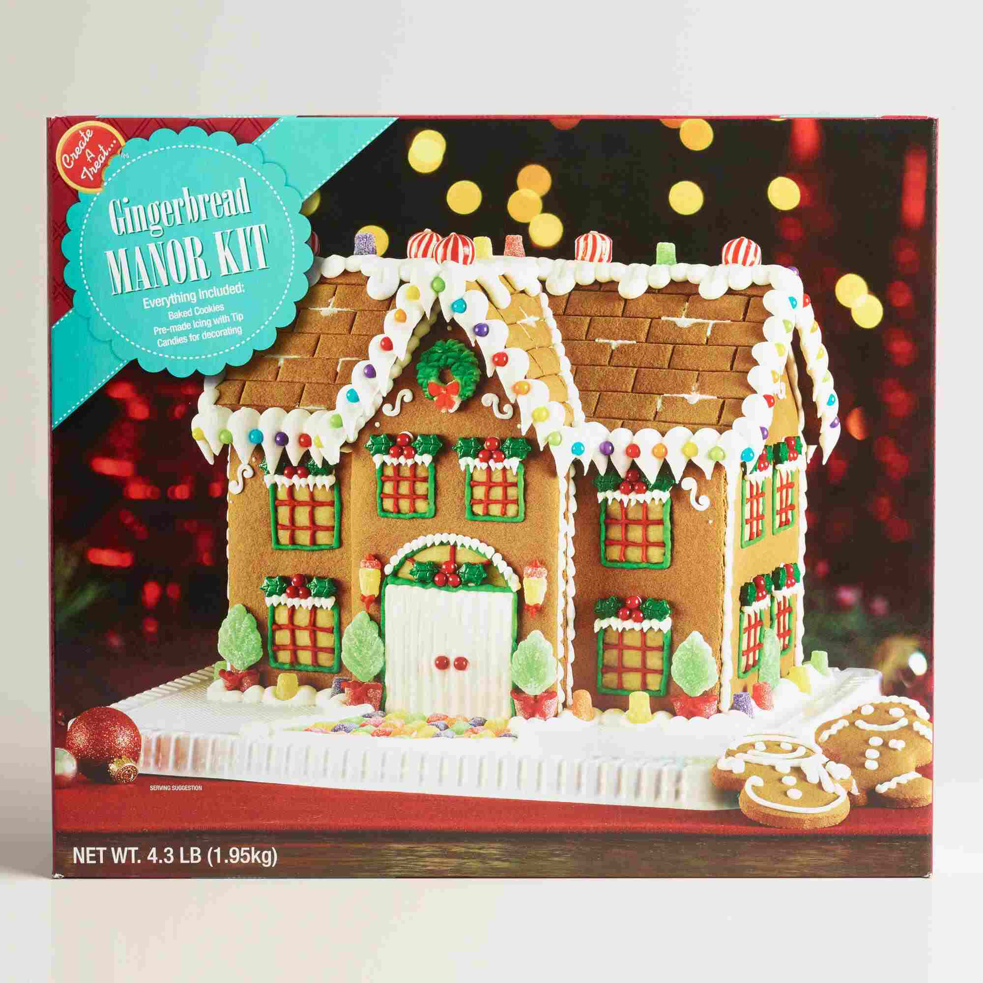 Superb The 9 Best Gingerbread Kits Of 2019 Download Free Architecture Designs Rallybritishbridgeorg