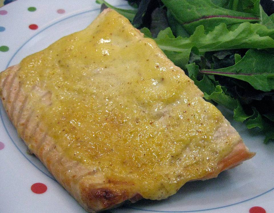Baked Salmon Filet
