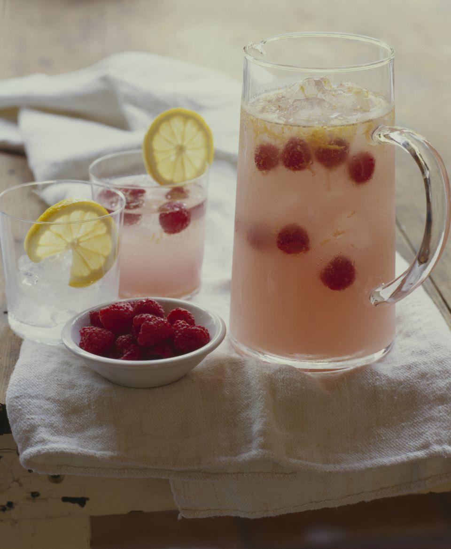 Raspberry Tequila Sangria Recipe