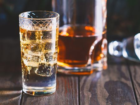 Scotch Soda Dress Up Your Favorite Whisky