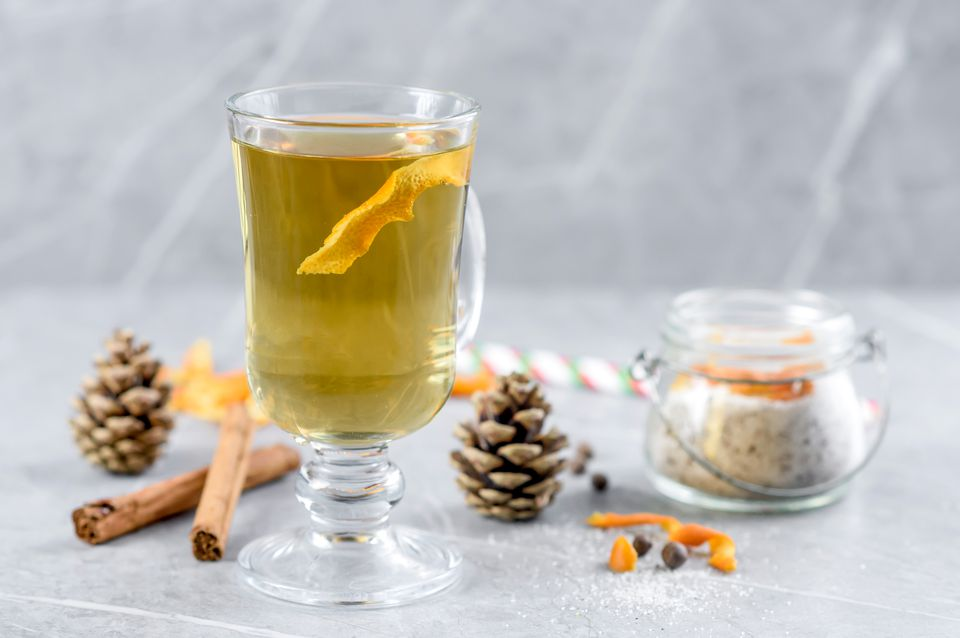 Wassail Drink Mix Recipe