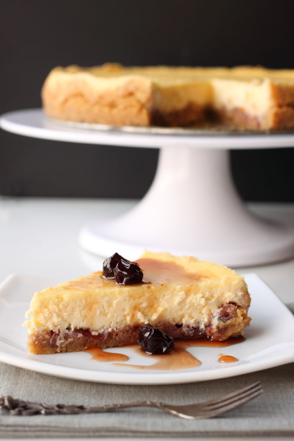 Cheesecake for Passover