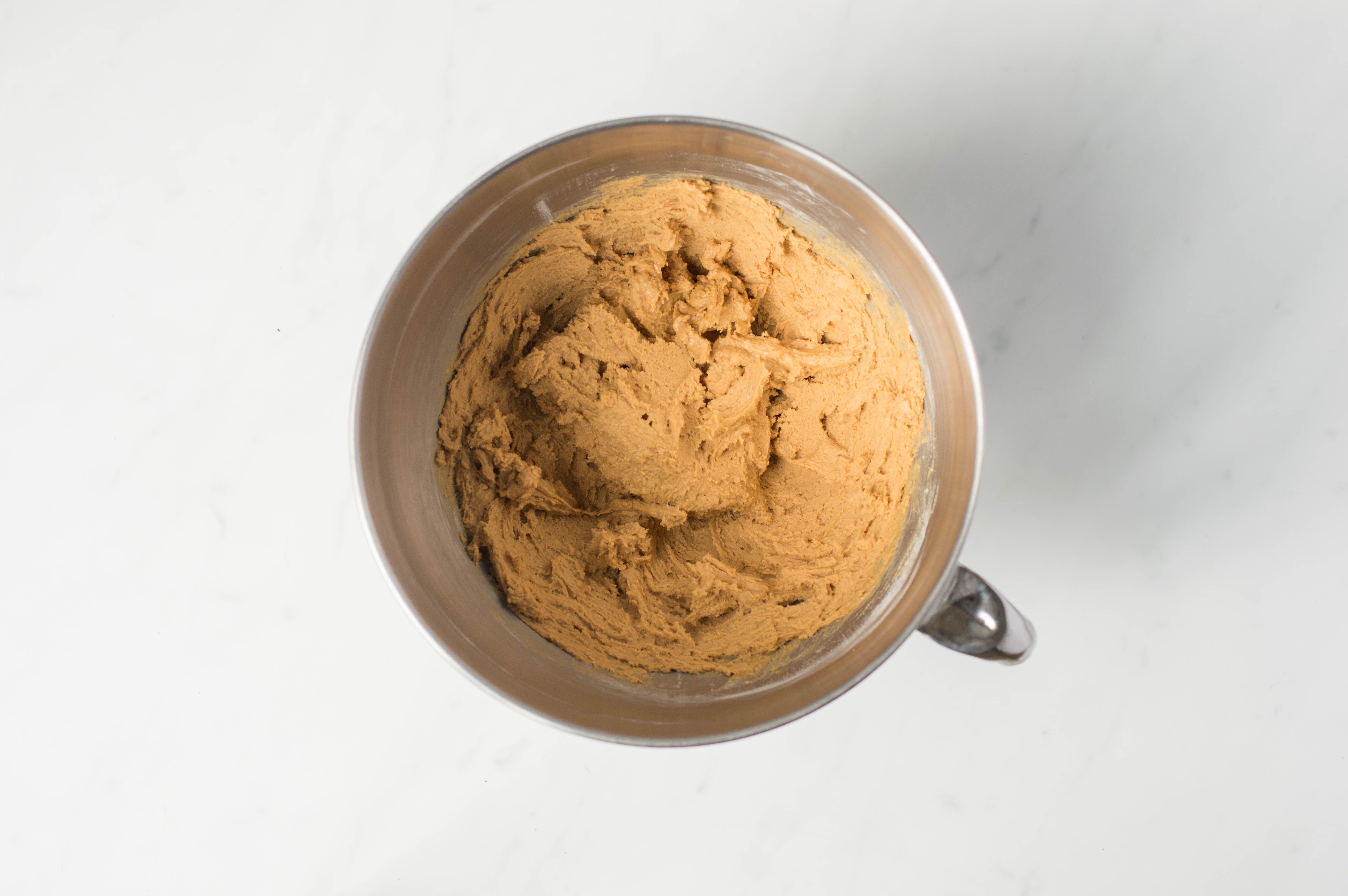 Add vanilla and powdered sugar