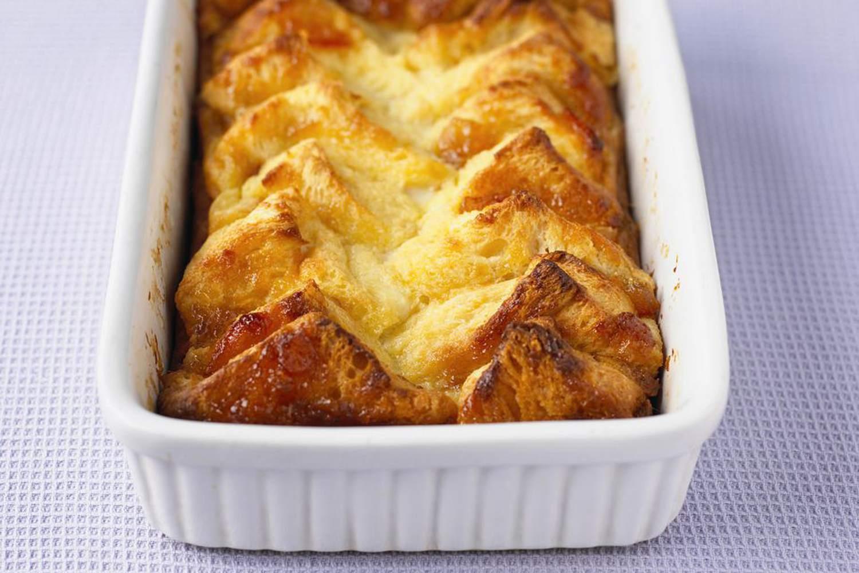 Mock Cheese Soufflé
