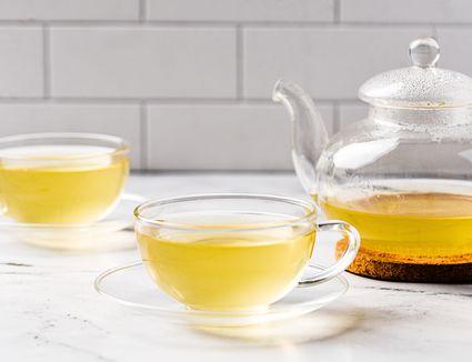 Korean Ginseng Tea (Insam Cha)