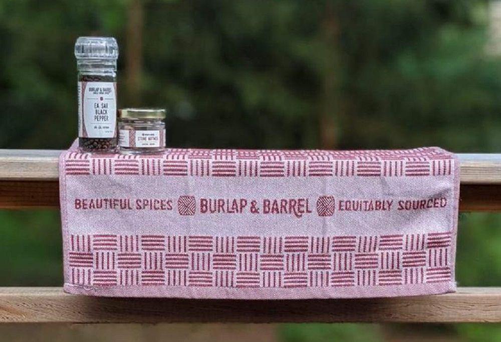 Burlap & Barrel