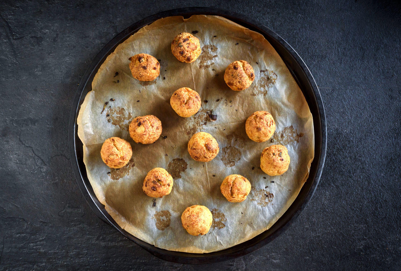 Baked Chicken Meatball Recipe