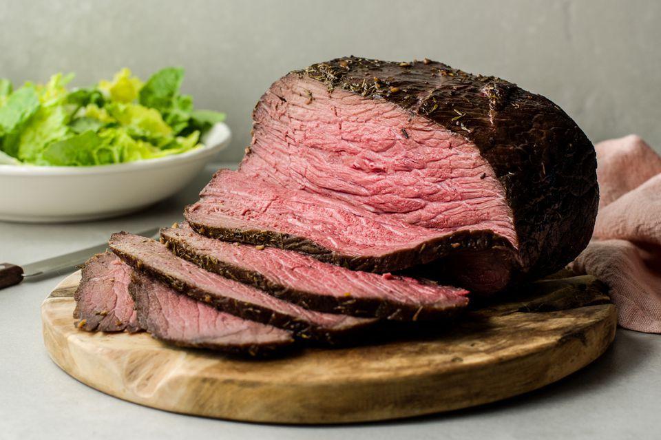 Marinated Roast Beef