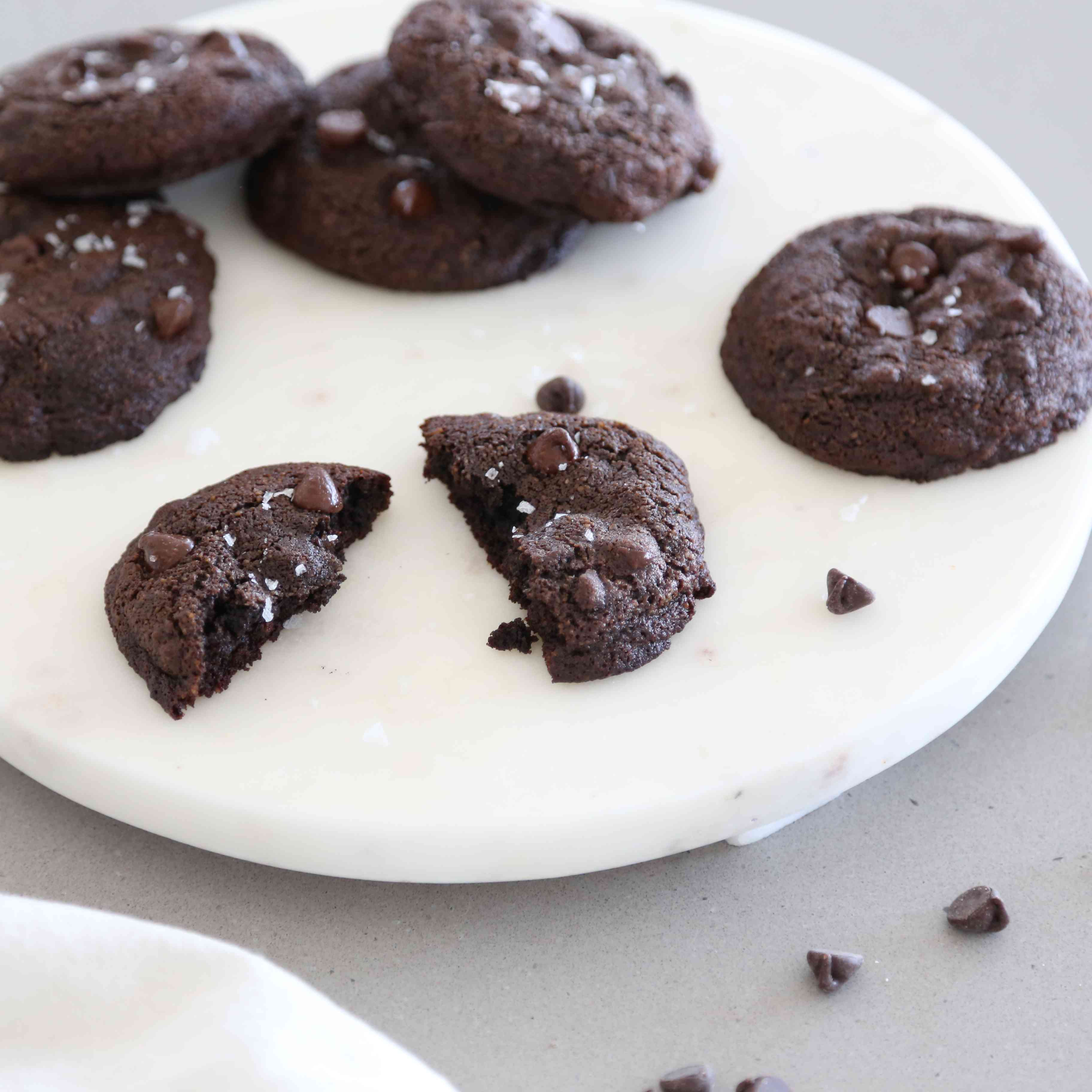 Keto Chocolate Cookies Tester Image